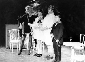 """""""Tuntenshow mit Willem Zwo"""" - anno '82"""
